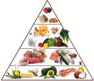 Nutritional pyramid